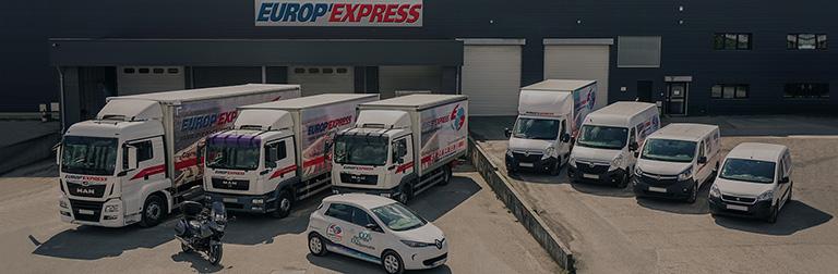 Flotte Europ'Express