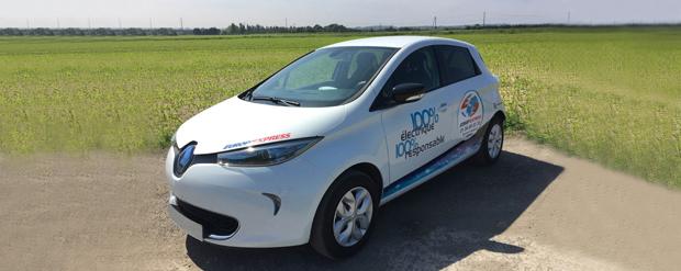 Zoé véhicule électrique